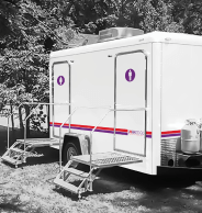 Mobile restroom trailer in NY and NJ