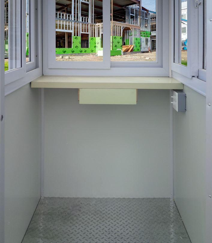 SB 4x4 inside